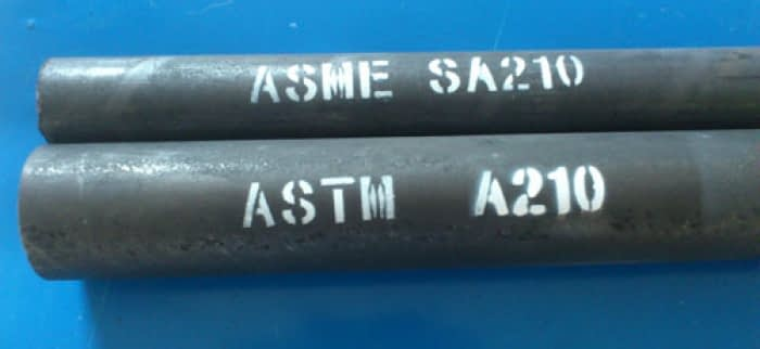 ASTM A210